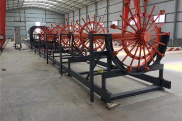 CNC Penguatan Tumpukan Baja Rebar Kandang Welding Membuat Mesin