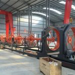 cnc baja kandang mesin las baja gulungan jahitan tukang las digunakan untuk membangun