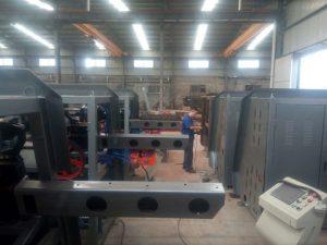 Tampilan Pabrik