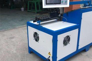 6mm kawat baja gantungan mesin bending universal keranjang stainless steel cnc kawat bender