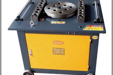 mesin bending gulir besi tempa